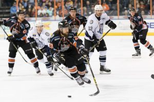 (Photo courtesy of the Missouri Mavericks)