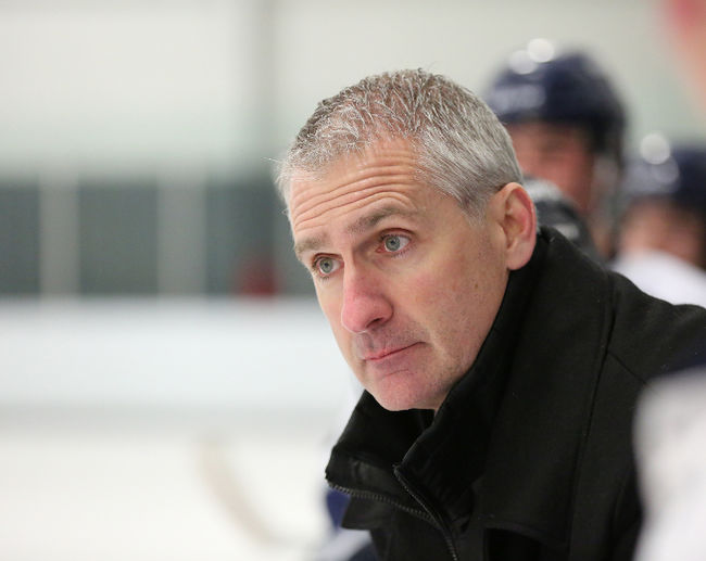 Kerry Huffman Named Assistant Coach of Phantoms