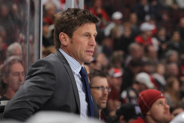 Hurricanes Name Ulf Samuelsson as Head Coach of Charlotte Checkers