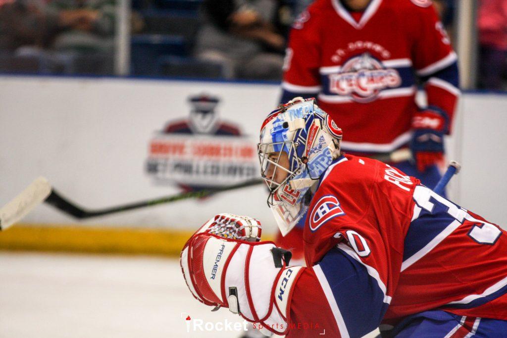Zach Fucale (Photo by Amy Johnson | Rocket Sports Media)