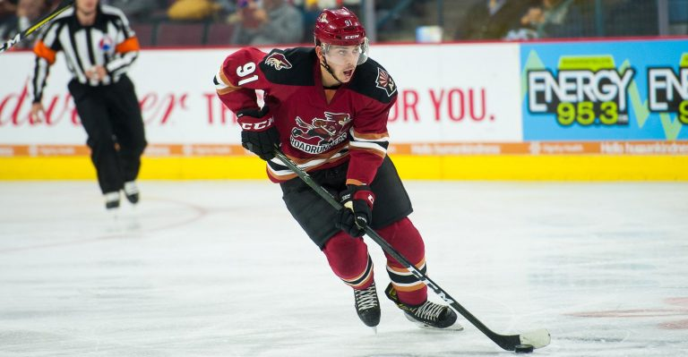 AHL Report Headlines   Leighton loaned to Wolves, Kelly, Strome, Suspensions