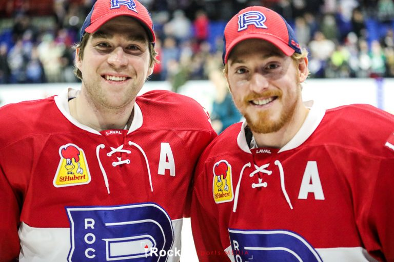 AHL ALL-STAR CLASSIC   Chris Terry and Matt Taormina Show Off Their Skills [AUDIO/VIDEO]