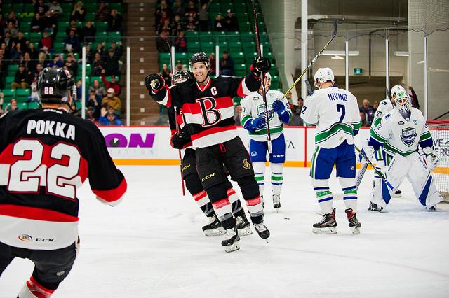 2017-18 Belleville Senators AHL Filip Chlapik
