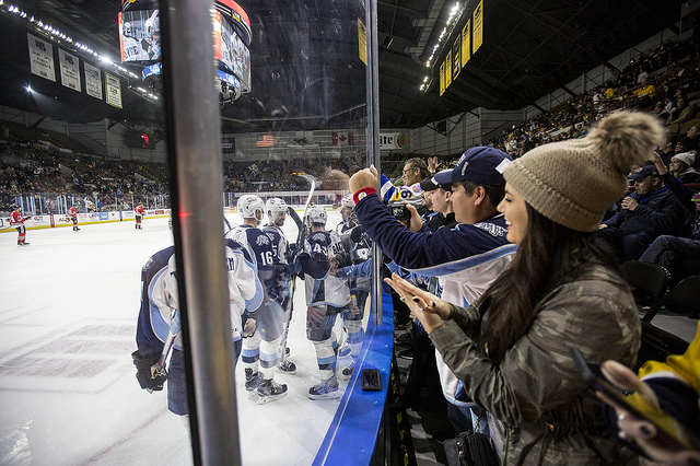 AHL NEWS | Milwaukee Admirals Partner with Sports Data Analytics Provider