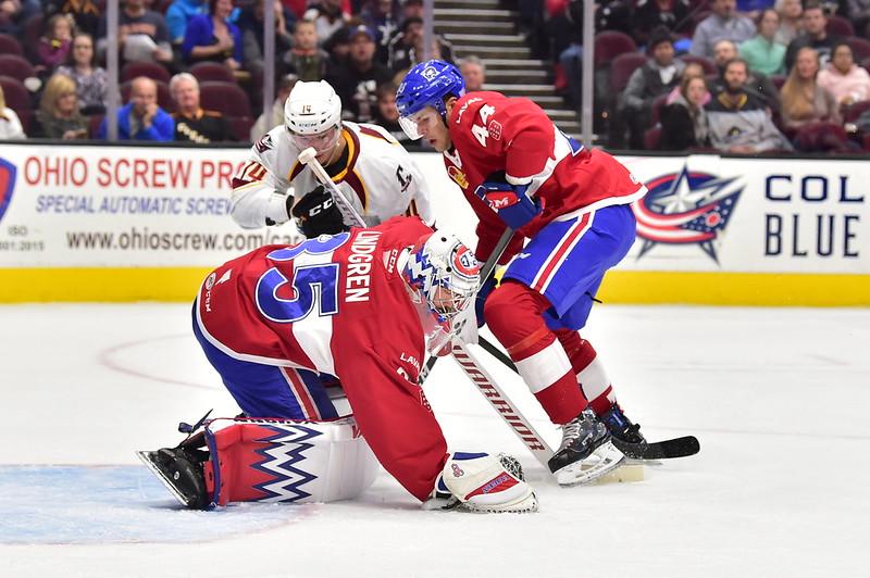RECAP   Rocket – Monsters: Laval Wins Again With Lindgren Shutout