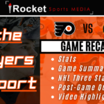 Flyers Report Recap – Bruins