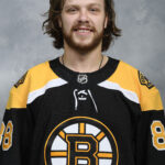 Boston Bruins Official Headshots 2020-2021