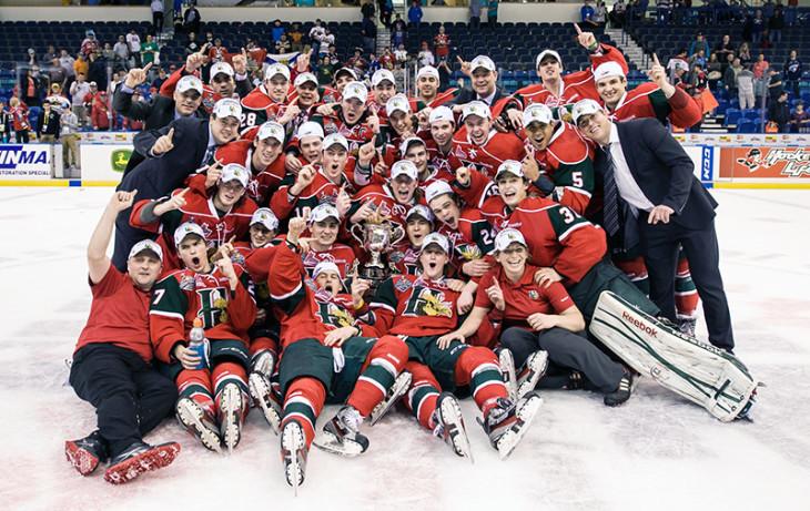 Halifax Mooseheads: 2013 MasterCard Memorial Cup Champions