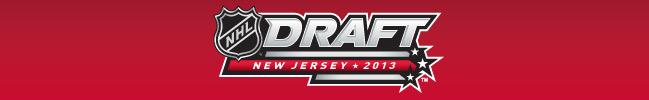 2013 NHL Entry Draft Tracker