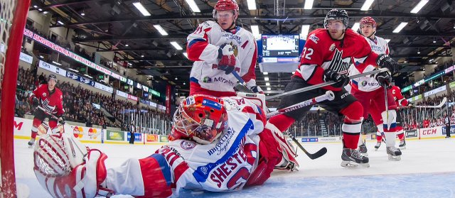 Official Release: Hudon Scores Twice, QMJHL Defeats Team Russia 3-2