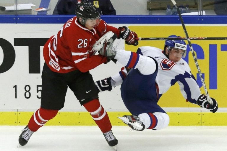 Canada Snatches Victory Away From Slovaks