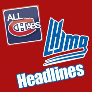 QMJHL Headlines: Teams, Habs' Prospects on the Rise