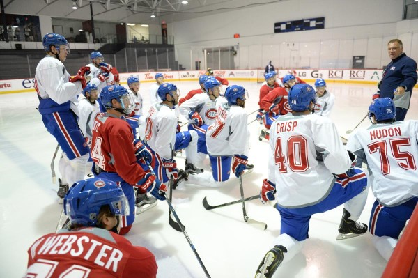 (Photo by Canadiens.com)