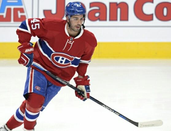 Canadiens Recall Defenseman Mark Barberio