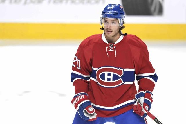 ROSTER UPDATE   Canadiens Trade Zach Redmond for Nicolas Deslauriers