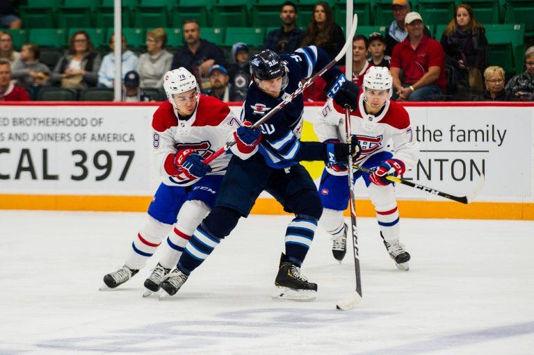 RECAP | Canadiens – Jets: Alain Lone Goal-Scorer, Winnipeg Prevails